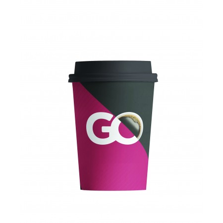 Double Wall Hot Go Cups 12oz (500)