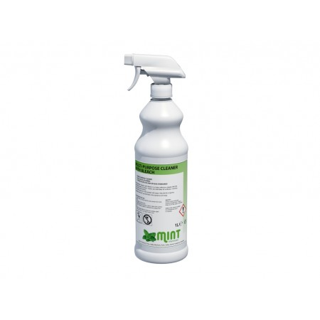 Multi Purpose Cleaner With Bleach Trigger Spray 1LTR