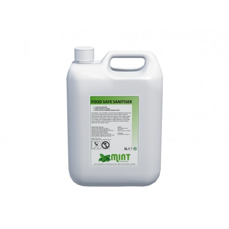 Food Safe Sanitiser concentrate 2 x 5L 30-1