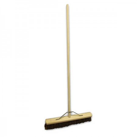 "18"" Bass Broom With Handle"