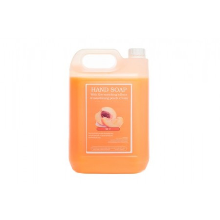 Hand Soap Peach Liquid Soap