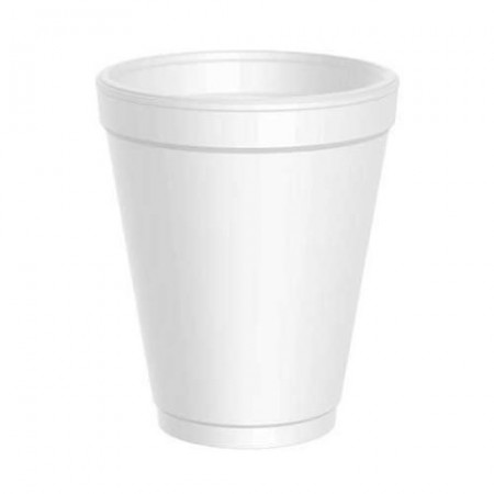Dart 10oz Foam Cups (1000)