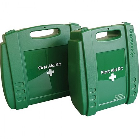 First Aid Kit Small 10 Persons