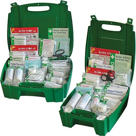 First Aid Kit Large 50 Persons
