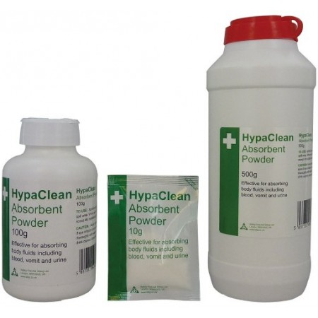 Absorbent Powder Hypaclean 100G