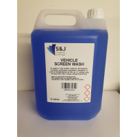 Screen Wash 5L - Ready to use