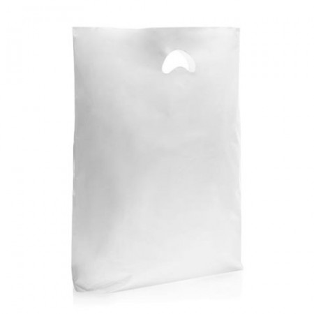 Carrier Bags Punch Handle Carrier Bag (500)