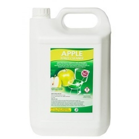 Apple Toilet Cleaner 5L