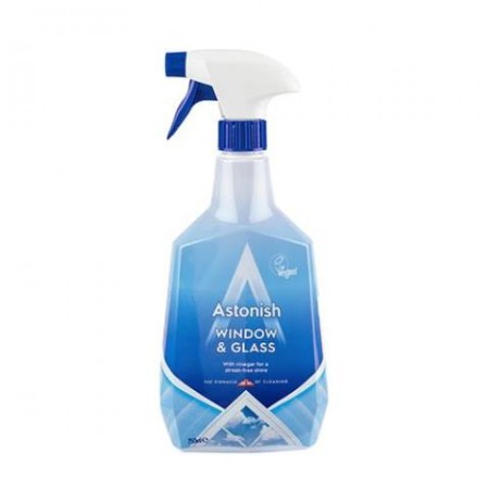 Astonish Window & Glass 12 x750ml
