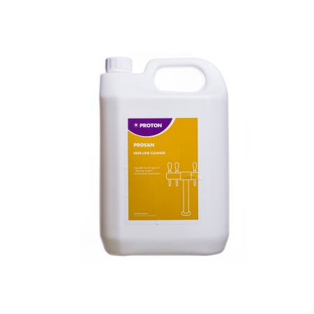 Beer Line Cleaner chlorinated 5L