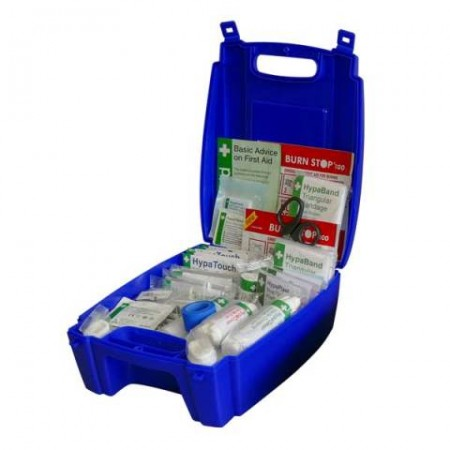 Catering First Aid Kits - Blue Small