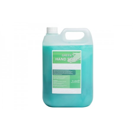 Hand Soap Green Antibacterial Hand Wash 5ltr