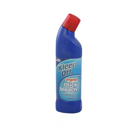 Bleach Thick 12 x 750ml Kleen off