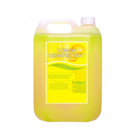 Disinfectant Lemon 2 x 5L