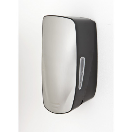 Dispenser Mercury Soap Stainless Steel Front