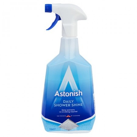 Astonish Daily Shower Shine 12 x 750ml