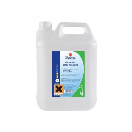 Stainless Steel Cleaner 2 x 5L