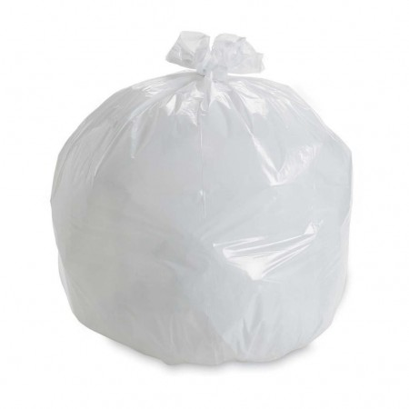 Bags White Heavy Duty Swing Bin Liner
