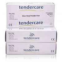 SPECIAL OFFER Tendercare Vinyl Gloves Small