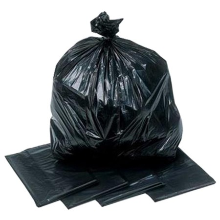 Bags Black Heavy Duty Wheelie Bin Liners